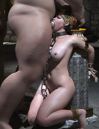 Sexy creations of Frankenstein showing her sexy body and fucking hard